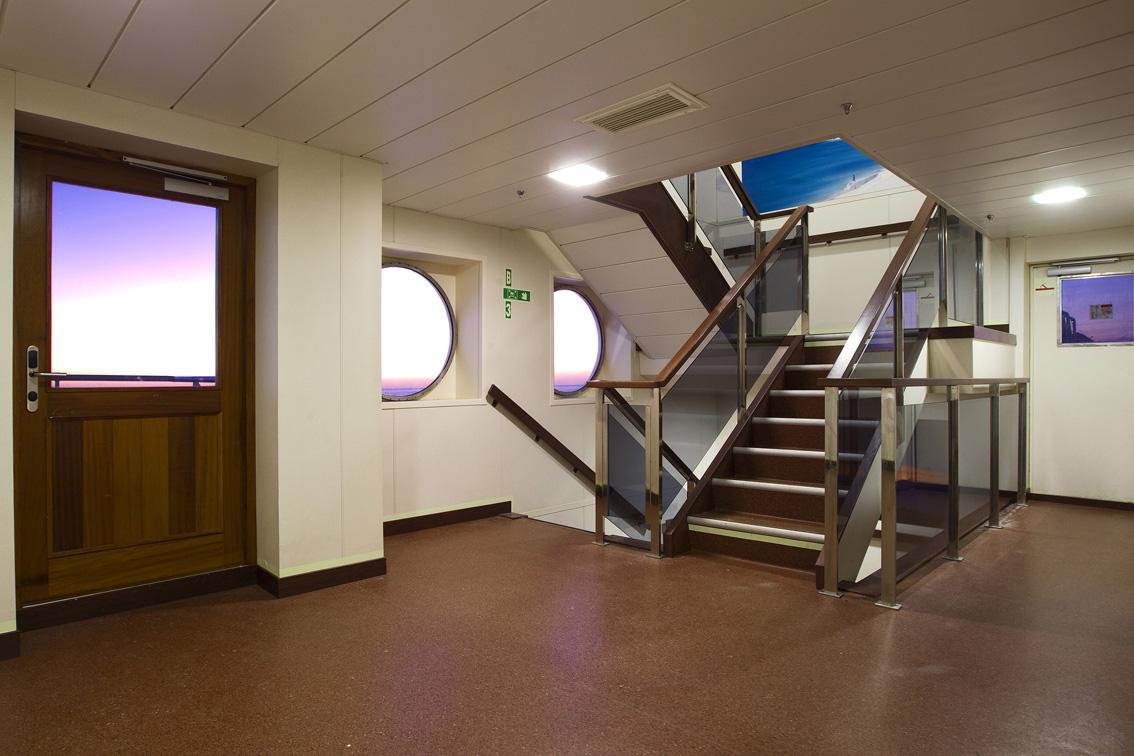 Ship Handrails