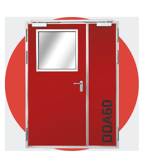 Puertas DDA-60